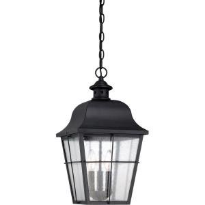 Millhouse - 3 Light Outdoor Hanging Lantern - 19 Inches high