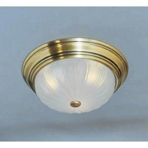 Melon - 2 Light Flush Mount
