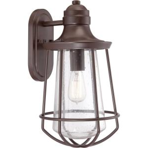 Marine - 1 Light Wall Sconce - 17 Inches high
