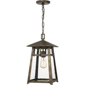 Merle - 1 Light Outdoor Hanging Lantern