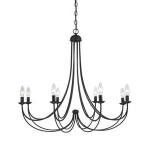 Mirren - Eight Light Chandelier