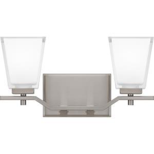 Myra - 2 Light Bath Vanity - 7.75 Inches high