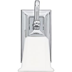 Nicholas 1 Light Transitional Bath Vanity - 10 Inches high