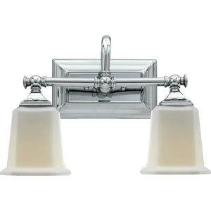 Nicholas 2 Light Transitional Bath Vanity