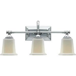Nicholas 3 Light Transitional Bath Vanity