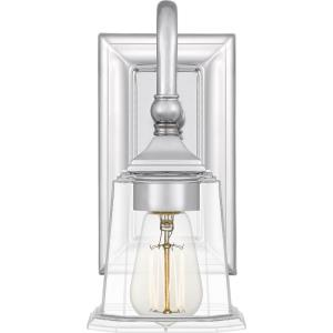 Nicholas - 1 Light Wall Sconce - 10 Inches high