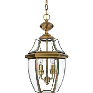 Newbury - 2 Light Medium Hanging Lantern