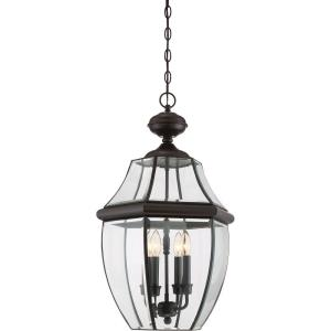 Newbury - 4 Light Extra Large Hanging Lantern