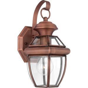 Newbury - One Light Small Wall Lantern