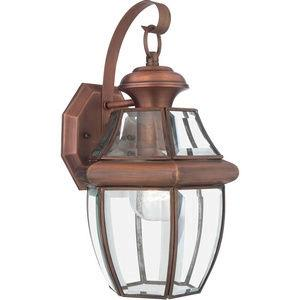 Newbury - 1 Light Medium Wall Lantern