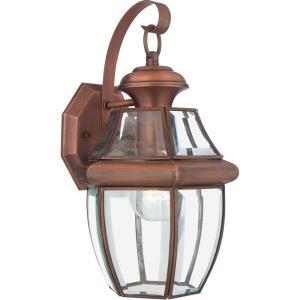 Newbury - 1 Light Medium Wall Lantern