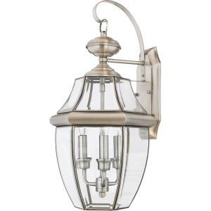 Newbury - 3 Light Large Wall Lantern