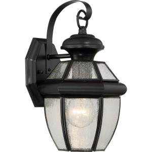 Newbury 12.5 Inch Outdoor Wall Lantern Traditional