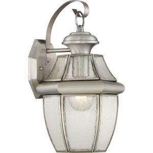 Newbury 14 Inch Outdoor Wall Lantern Traditional