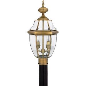 Newbury - 2 Light Large Post Lantern