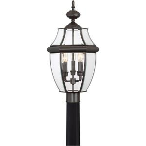 Newbury - 3 Light Large Post Lantern