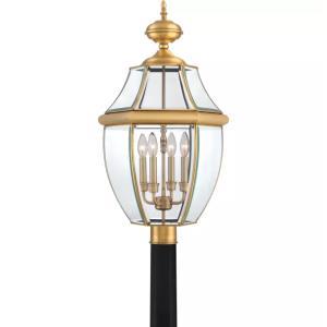 Newbury - 4 Light Extra Large Post Lantern