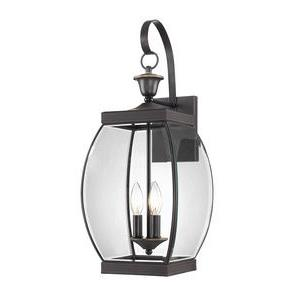 Oasis - 3 Light Outdoor Fixture