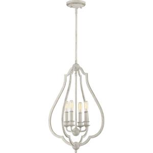O'Keefe - 4 Light Foyer - 24 Inches high