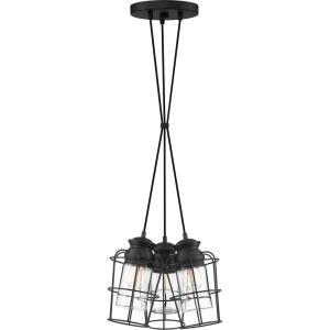 Olson - 11 Inch 3 Light Pendant