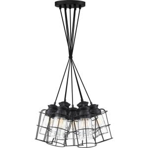 Olson - 22 Inch 7 Light Pendant