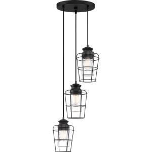 Olson - 13 Inch 3 Light Pendant