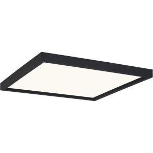 Outskirts - 30W 1 LED Flush Mount in Transitional style - 15 Inches wide by 1 Inch high