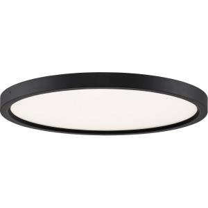 Outskirt - 15 Inch 30W 1 LED Flush Mount