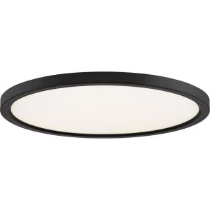 Outskirt - 20 Inch 30W 1 LED Flush Mount