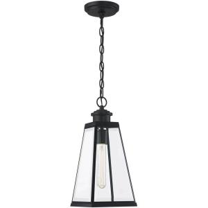 Paxton - 1 Light Outdoor Hanging Lantern - 15.5 Inches high