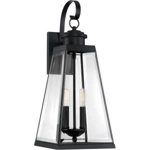 Paxton 22 Inch Outdoor Wall Lantern Transitional Steel