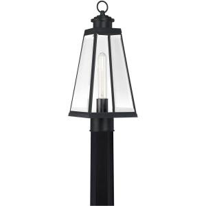 Paxton - 1 Light Outdoor Post Lantern - 17.5 Inches high