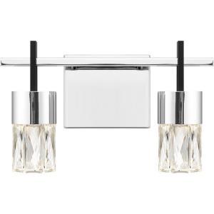 Adena - 12W LED Bath Vanity - 8 Inches high
