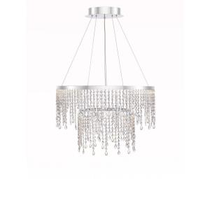 Platinum Collection Borderline - 24 Inch 44W 1 LED Foyer