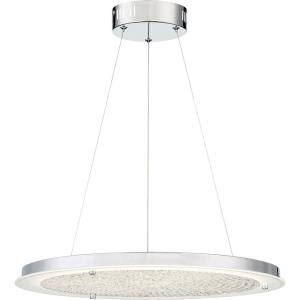 Platinum Collection Blaze - 30W 1 LED Pendant - 2 Inches high
