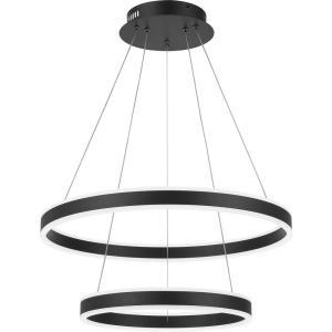 Cadence - 23.5 Inch 39W 1 LED 2-Tier Pendant