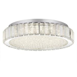 Divine - 14 Inch 100W 1 LED Flush Mount