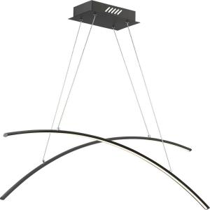 Platinum Collection Fanfare - 48W 1 LED Island - 10.25 Inches high