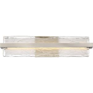 Platinum Glacial - 22 Inch 22W 1 LED Bath Vanity