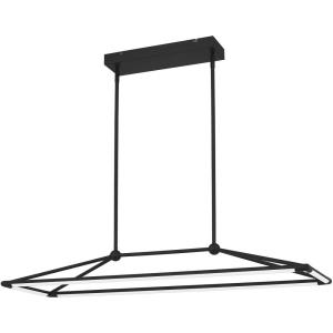 Ingram - 43W 1 LED Linear Chandelier in Transitional style - 43 Inches wide by 6.25 Inches high