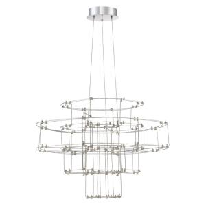 Platinum Collection Labyrinth - 26.5 Inch 13W 1 LED Pendant
