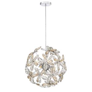 Platinum Collection Starglow - 7 Light Pendant