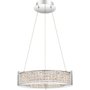 Virtue - 19 Inch 29W 1 LED Pendant