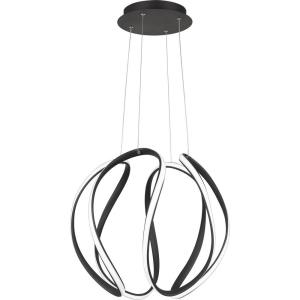 Waving - 19 Inch 56W 1 LED Pendant
