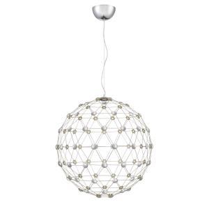 Platinum Collection Zodiac - 29 Inch 34W 1 LED Pendant