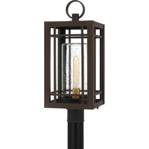 Pelham - 1 Light Outdoor Post Lantern - 23.75 Inches high