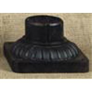 Accessory - Outdoor Pier Mount - 3.5 Inches high