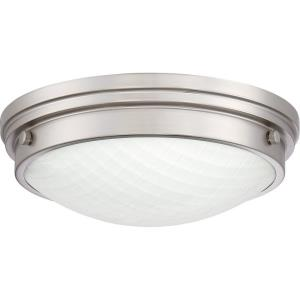 Port - 12 Inch 17W 1 LED Flush Mount