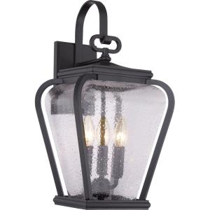 Province 19 Inch Outdoor Wall Lantern Transitional Aluminum