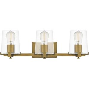 Perry - 3 Light Bath Vanity - 7.5 Inches high